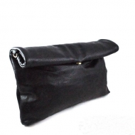 HARPER CLUTCH BAG BLACK