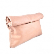 HARPER CLUTCH BAG LIGHT PINK