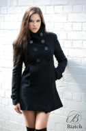 JOANNA COAT BLACK