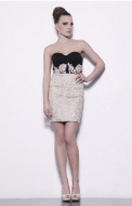 EVA DRESS - CREAM