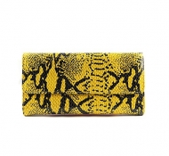 TEMPTATION WALLET YELLOW
