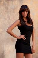 Victoria dress - black